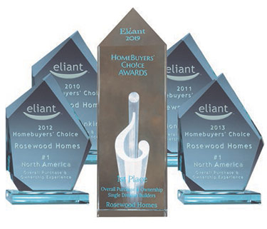 Rosewood Eliant Awards